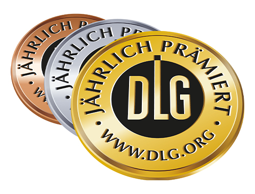 DLG medals 2017